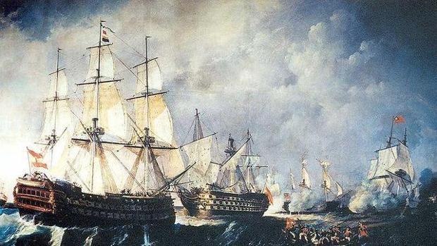 Cabo de san Vicente: la batalla en la que la pérfida Albión de ...
