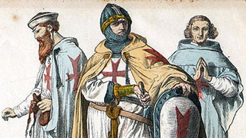 Resultado de imagen para Fotos de los 54 templarios son quemados por la Inquisición