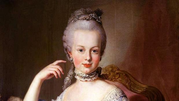 María Antonieta, Martin van Meytens