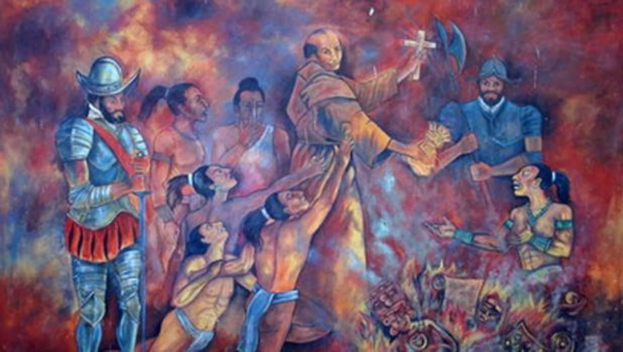 El inquisidor español que salvó a los misteriosos Mayas tras intentar quemar su memoria