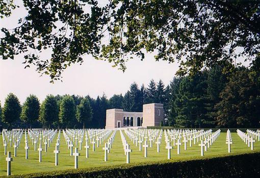 Cementerio de Oise-Aisne