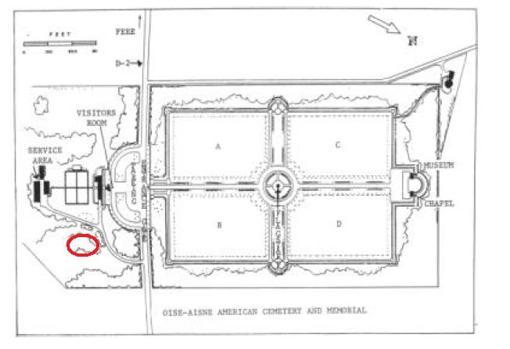Localización de la parcela E