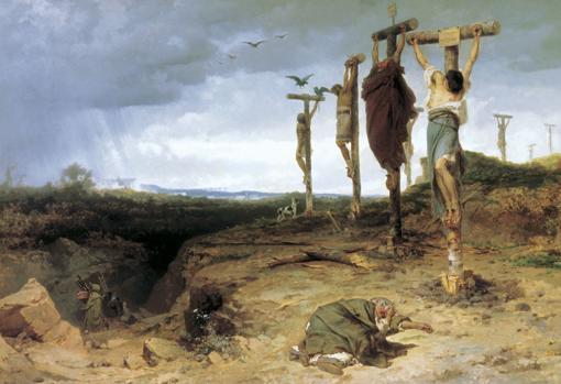 El castigo a los esclavos sirvió de mensaje para futuros rebeldes.