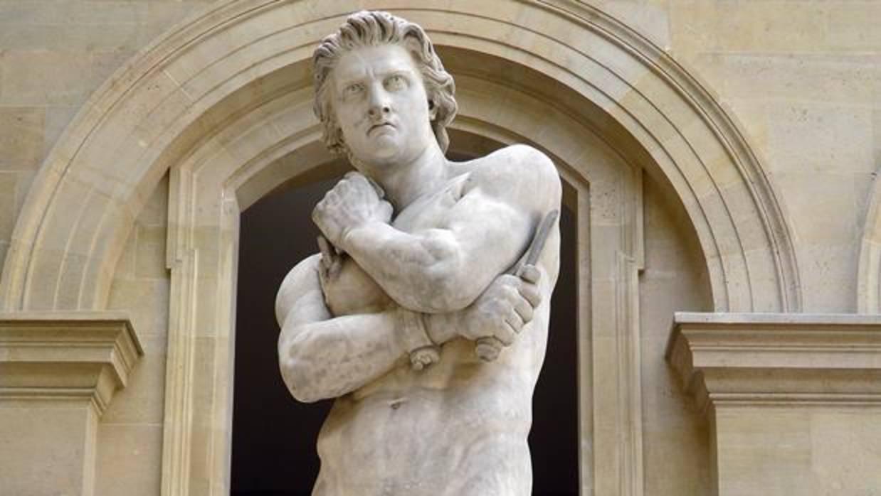 La aut ntica historia de espartaco el temido gladiador - Spartaco roma ...