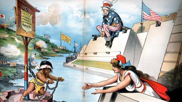 La leyenda negra en 1898: España, el país más odiado por Estados Unidos