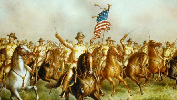 La lección de humildad que unos pocos espartanos españoles dieron a la caballería de élite de Roosevelt
