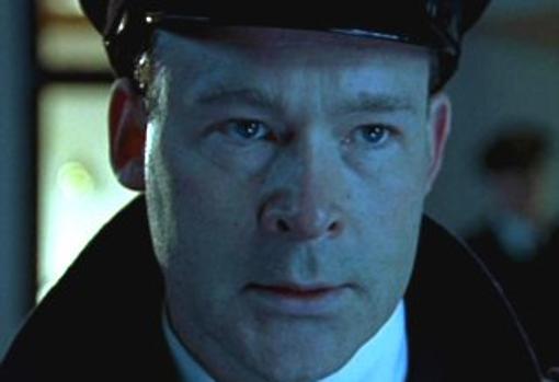 Ewan Stewart, en su papel de Murdoch