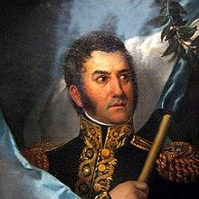 El retrato más canónico de José de San Martín
