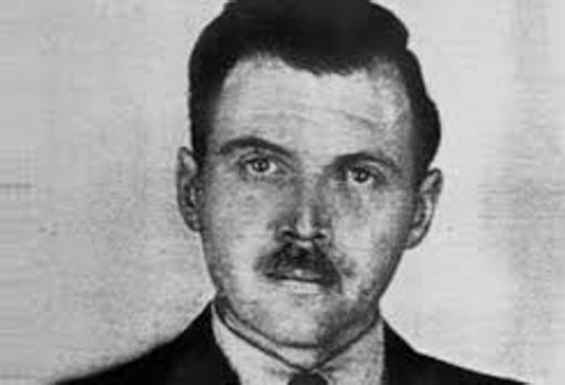 Mengele, durante el exilio
