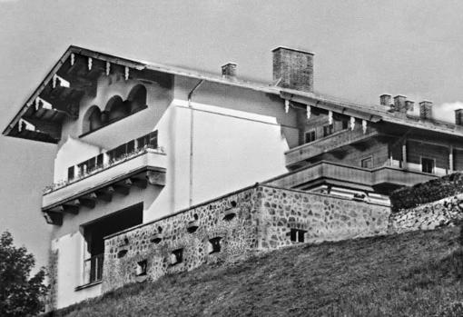 La casa de vacaciones de Adolf Hitler