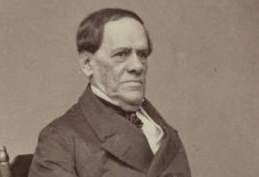 Antonio López de Santa Anna. 1870