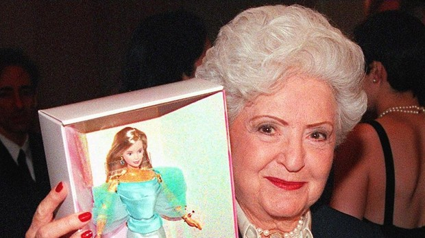 La triste historia de Ruth Handler, la creadora de Barbie