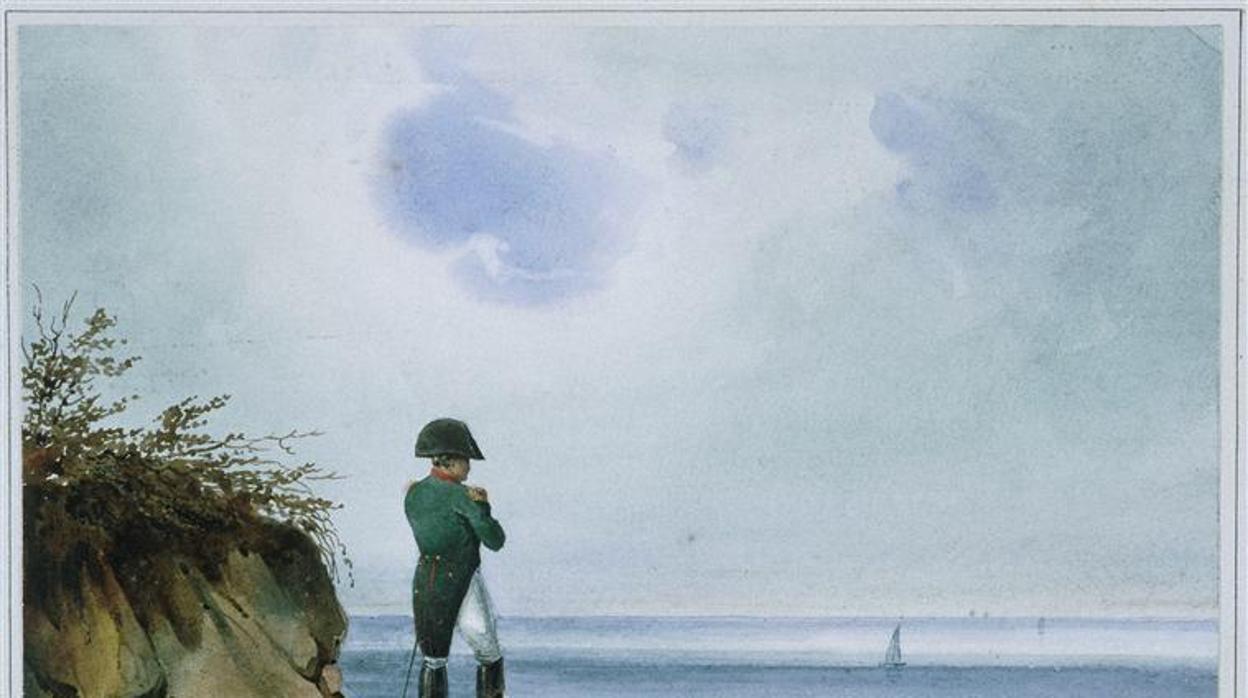 El sombrero que Napoleón perdió en Waterloo f466f6968f17