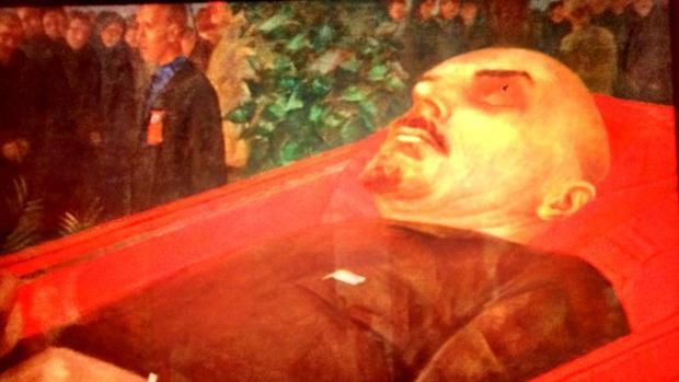 Hemeroteca: El cerebro «atrofiado» de Lenin: la insólita autopsia del dictador comunista | Autor del artículo: Finanzas.com