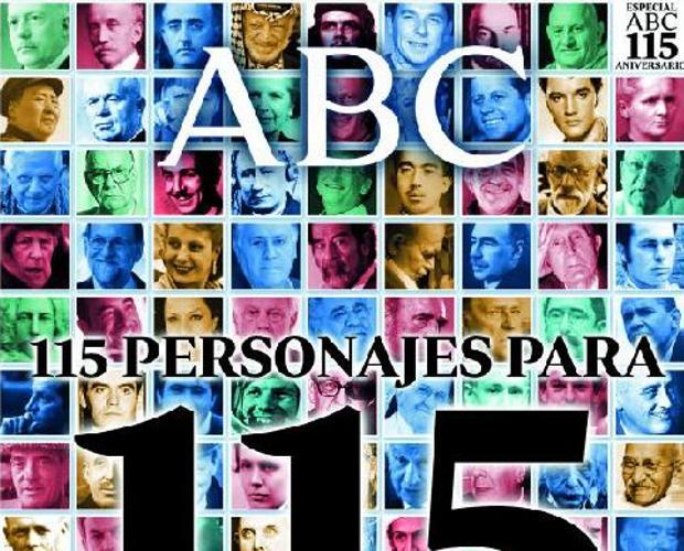 Fragmento de la portada del especial del 115 aniversario de ABC