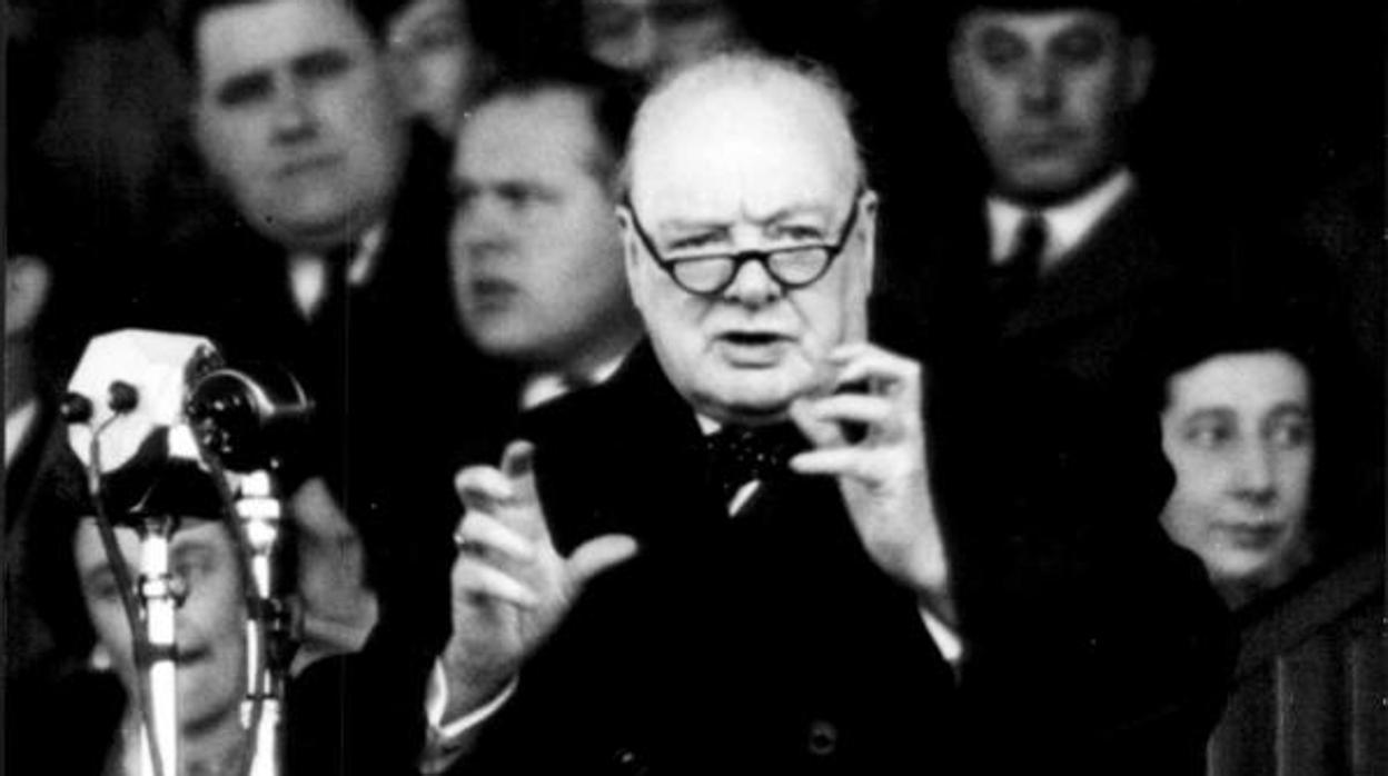 La Verdad Sobre Los Históricos Discursos De Churchill Contra