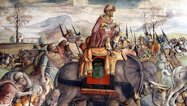 ¿Por qué el implacable Aníbal no destruyó Roma tras el desastre de Cannas?