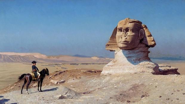 ¿Qué vio Napoleón Bonaparte dentro de la Gran Pirámide de Egipto y le dejó aterrorizado?