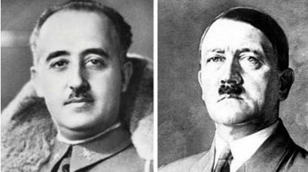 La verdadera opinión de Hitler sobre Franco: un líder manipulable y con «amaneramientos»