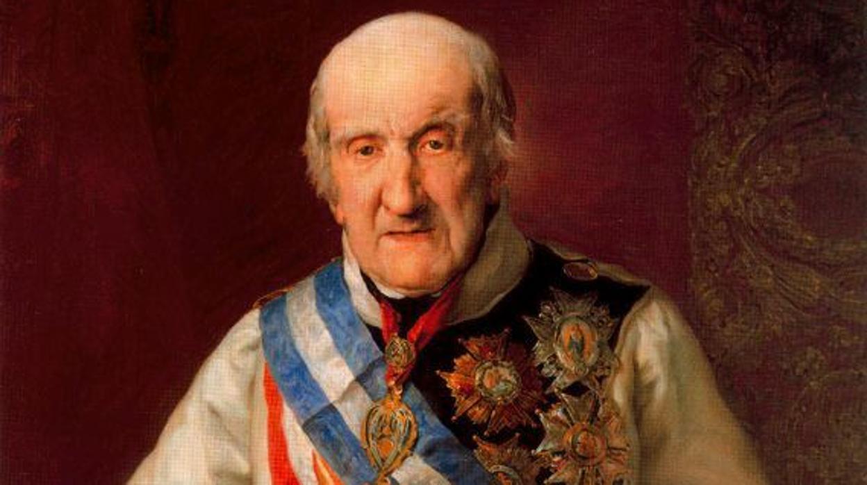 Resultado de imagen de General Castaños: las loas en la prensa al héroe que sirvió ochenta años al Ejército español y murió «pobre»