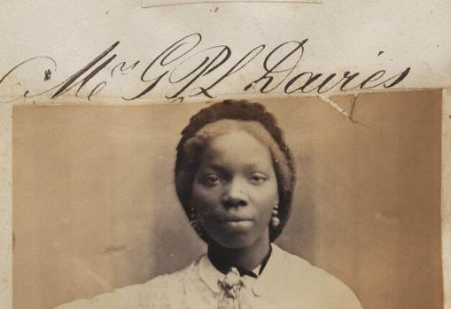 Sarah Forbes Bonetta, 1862