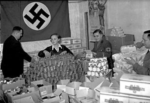 Navidad en el Tercer Reich