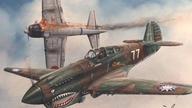 Flying Tigers Los Mercenarios Estadounidenses Que Desangraron A La
