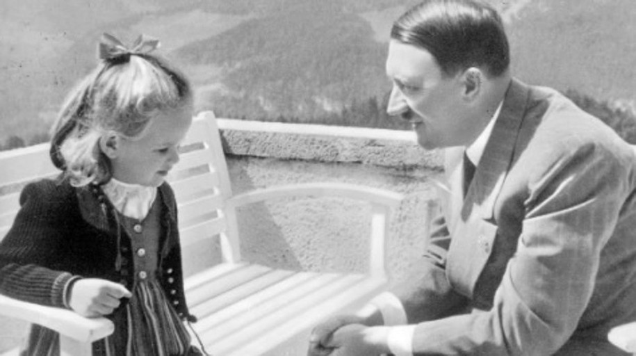 La vergüenza nazi: la relación secreta de Hitler con su «pequeña novia» judía de 7 años