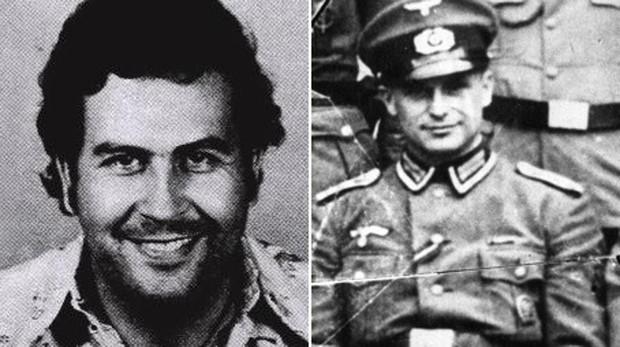 El pacto secreto entre Pablo Escobar y el carnicero más sádico de Hitler para forjar el imperio de la droga