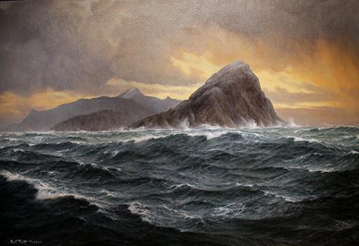 «El Cabo de Hornos», por Alf Tutt Madsen