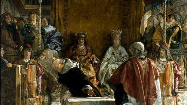 Expulsión de los judíos de España (año 1492), según Emilio Sala