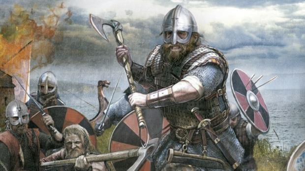 Así luchaban los vikingos, los demonios del norte que sacudieron Europa en la Edad Media