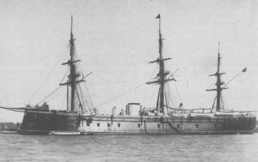 Fragata española «Numancia», la olvidada historia del primer acorazado en dar la vuelta al mundo Fragata_Numancia-kriF-U301761990180Rd-510x320@abc