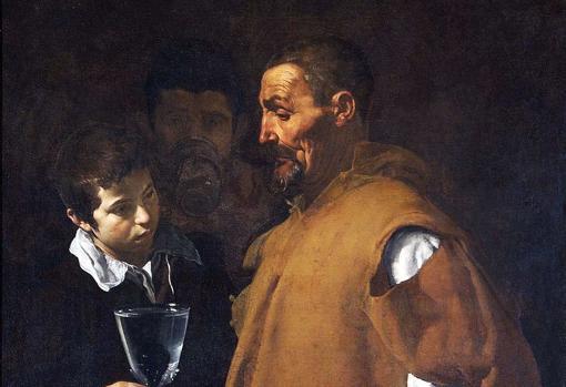 El aguador de Sevilla, de Velázquez