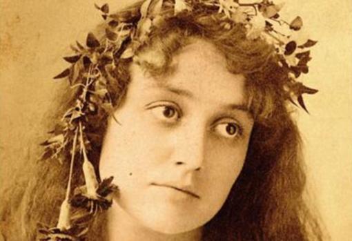 Bessie Colvin, una prostituta de El Paso, Texas