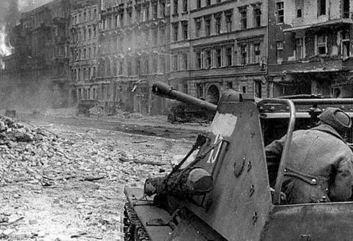 Imágenes de la toma de Berlín