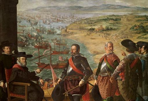 Las siete «Invencibles» inglesas que fracasaron al intentar invadir España Defensa-cadiz-zurbaran-kdrG--510x349@abc