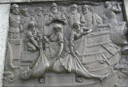 Las siete «Invencibles» inglesas que fracasaron al intentar invadir España Francis-drake-tumba-kdrG--510x349@abc