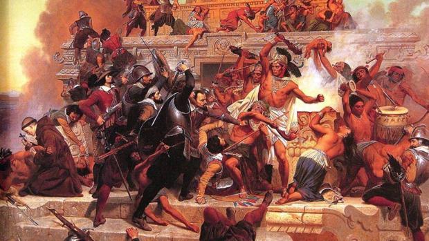 «Hernán Cortés es incluso más importante que Cervantes para la historia del mundo»