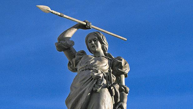 Monumento a María Pita