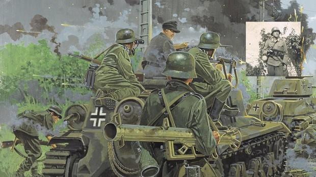 El español olvidado que combatió con los nazis en el Día D: «Querían rebanarme el cuello»