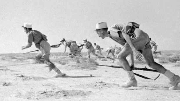 Los olvidados legionarios españoles que aplastaron a los Panzer nazis de Rommel: «Luchan como jabatos»