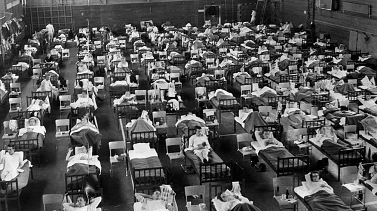 Resultado de imagen de gripe asiatica 1957
