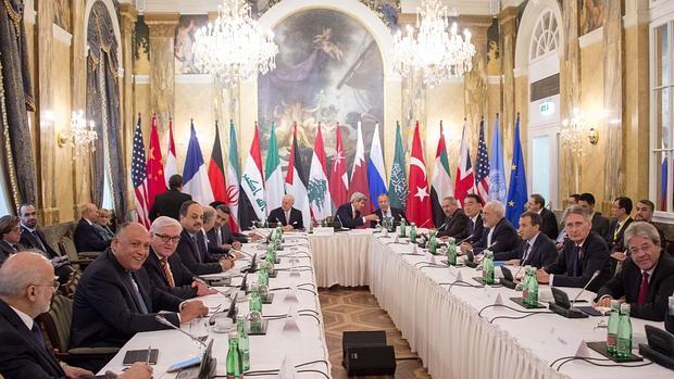 Arranca la cumbre más importante para frenar la guerra en Siria