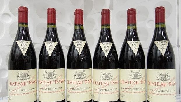 Una de las marcas francesas más cotizadas, Château Rayas