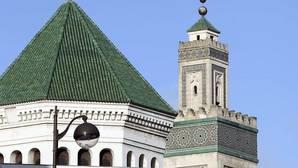 Una de las mezquitas de París