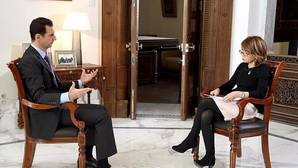 Entrevista realizada en Damasco al presidente Bashar Al-Assad por el «The Sunday Times», el pasado 2 de diciembre