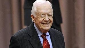 El expresidente Jimmy Carter anuncia que su cáncer «ha desaparecido»