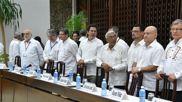 Colombia y las Farc firman el acuerdo sobre reparación a las víctimas del conflicto