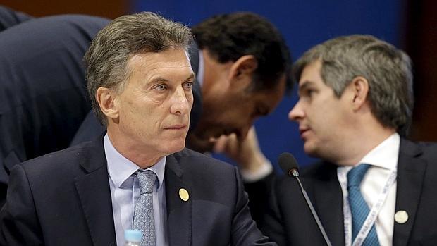 Macri exige a Venezuela en Mercosur que libere a los presos políticos